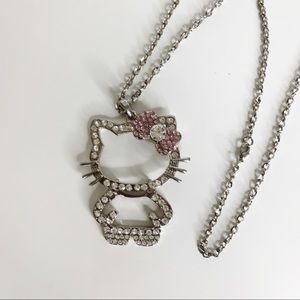 HELLO KITTY LONG NECKLACE